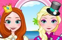 Анна и Эльза - Elsa And Anna Jewelry