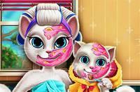 Анжелa и Ее Дочь - Angela Mommy Real Makeover