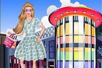 Барби и Шоппинг - Barbie Go Shopping Dress Up