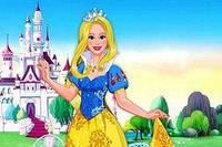 Барби - Принцесса Диснея - Barbie Princess Disney