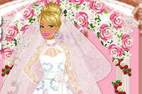 Барби в Салоне - Barbies Wedding Design Studio
