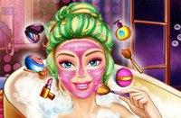 Барби в Ванной 2 - Barbie Beauty Bath
