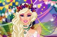 Цветочная Фея 2 - Barbie Flower Fairy