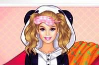 Зимняя Вечеринка - Barbie Winter PJ Party