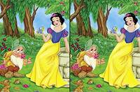 Белоснежка: Отличия - Snow White See The Difference