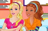 Безделье Барби - Barbie Class Slacking