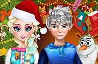 Бездельница Эльза - Elsas Naughty Christmas