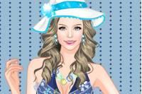 Бикини Принцесса - Bikini Princess Dress Up Game