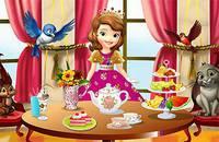 Чайная Вечеринка Софии - Sofia The First Tea Party
