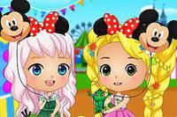 Чиби Принцессы - Modern Chibi Princesses