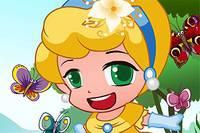 Чиби Золушка - Chibi Cinderella