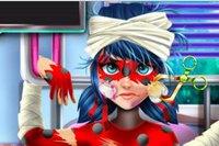 Исцеление Леди - Miraculous Ladybug Hospital Recovery