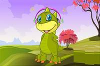 Чудесный Динозаврик - Peppys Pet Caring Dino