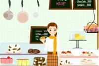 Делаем Кондитерскую - Cake Shop Decor