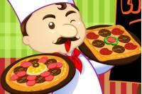Делаем Пиццу - Pizza Licious