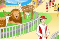 Делаем Зоопарк - Zoo Decor Game