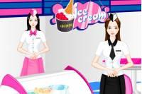Делаем Кафе с Мороженым - Icecream Parlor Makeover