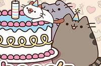День Рождения Кота - Pusheens Birthday Party