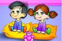 Детский Сад Ясли - Online Game Ginder Garten