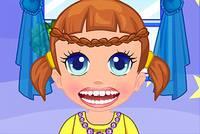 Девочка у Стоматолога - Dental Care Baby Seven