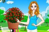Девушка и Цветы 2 - Flower Girl 2