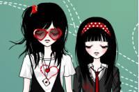 Девушки Эмо - Emo Girls
