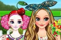 Девушки и Фрукты - Fruity Girls