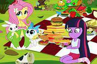 Девушки на Пикнике - Equestria Girls Picnic Story