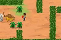 Диего Спасает Динозавров - Diego Dinosaur Rescue