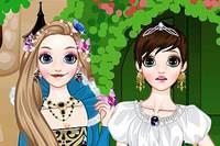 Длинные или Короткие - Rapunzel Long Hair Or Short Hair