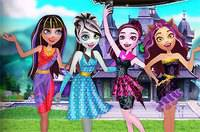 Добро Пожаловать - Welcome To Monster High