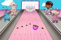Доктор Плюшева: Боулинг - Doc McStuffins Bowling