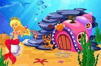 Дом для Русалочки - Mermaid House Design