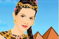 Египетская Принцесса - Egypt Princess Dress Up