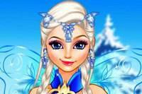Снежная Фея - Elsa Ice Fairy
