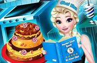 Эльза в Кондитерской - Elsa Sweet Shop