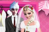 Эльза и Джек 2 - Elsa And Jack Wedding Dress