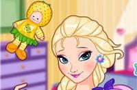 Эльза и Куклы - Elsa and Dolls