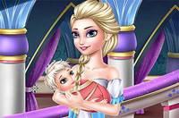 Эльза и Малыш - Old Elsa Care Baby