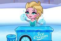 Эльза и Мороженое - Elsas Creamery