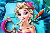 Эльза Русалка - Elsa Mermaid Heal аnd Spa