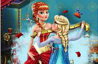 Эльза Шьет для Анны - Elsa Tailor For Anna