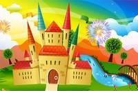 Фантастический Замок - Fantasy Castle