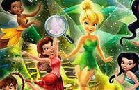 Феи Дисней: Буквы - Disney Fairies Hidden Letters