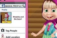 Фейсбук Маши - Masha Facebook Profile Picture