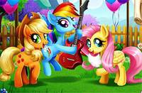Фестиваль на Ферме - My Little Pony Farm Fest