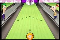 Финес и Ферб: Боулинг - Phineas and Ferb Bowling