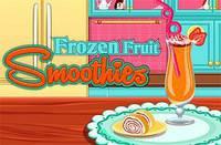 Фруктовые Смузи - Frozen Fruit Smoothies
