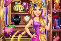 Гардеробная Рапунцель - Rapunzels Closet