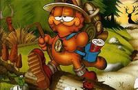 Гарфилд: Поиск Цифр - Garfield Find The Numbers